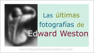 Vídeo Edward Weston