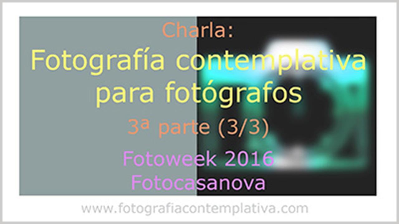 Charla en FotoCasanova 3º de 3 (sub)